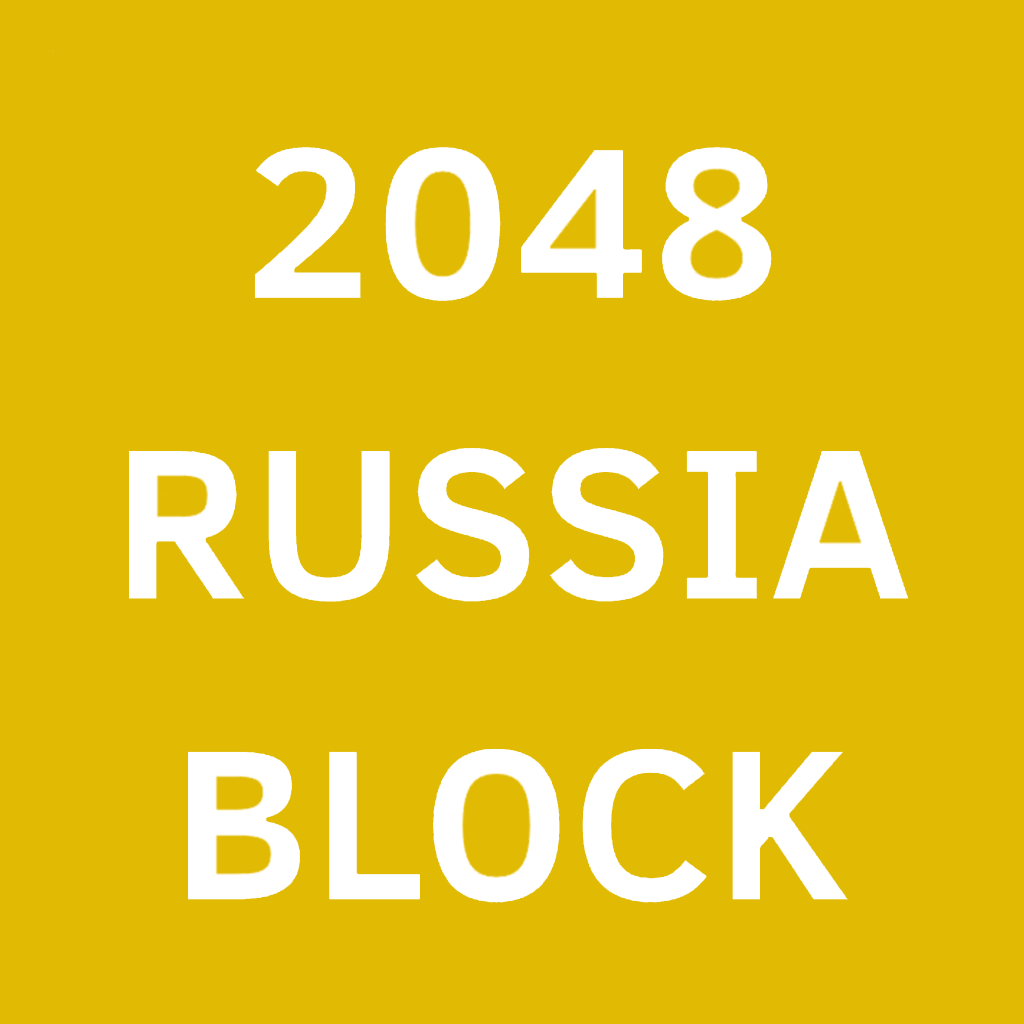 Russia Block 2048 icon