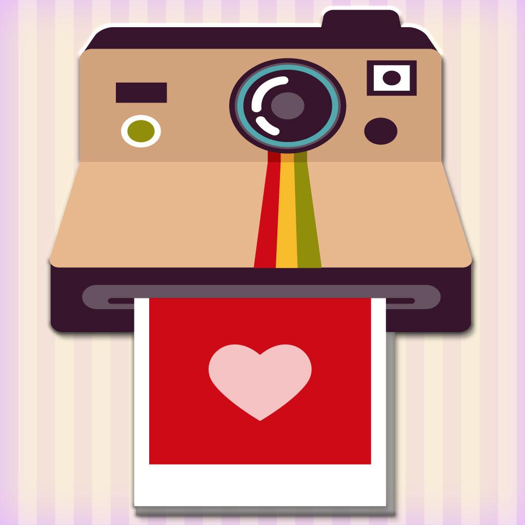Enchanting Polaroid Frame App Mold - Ideas de Marcos - lamegapromo.info