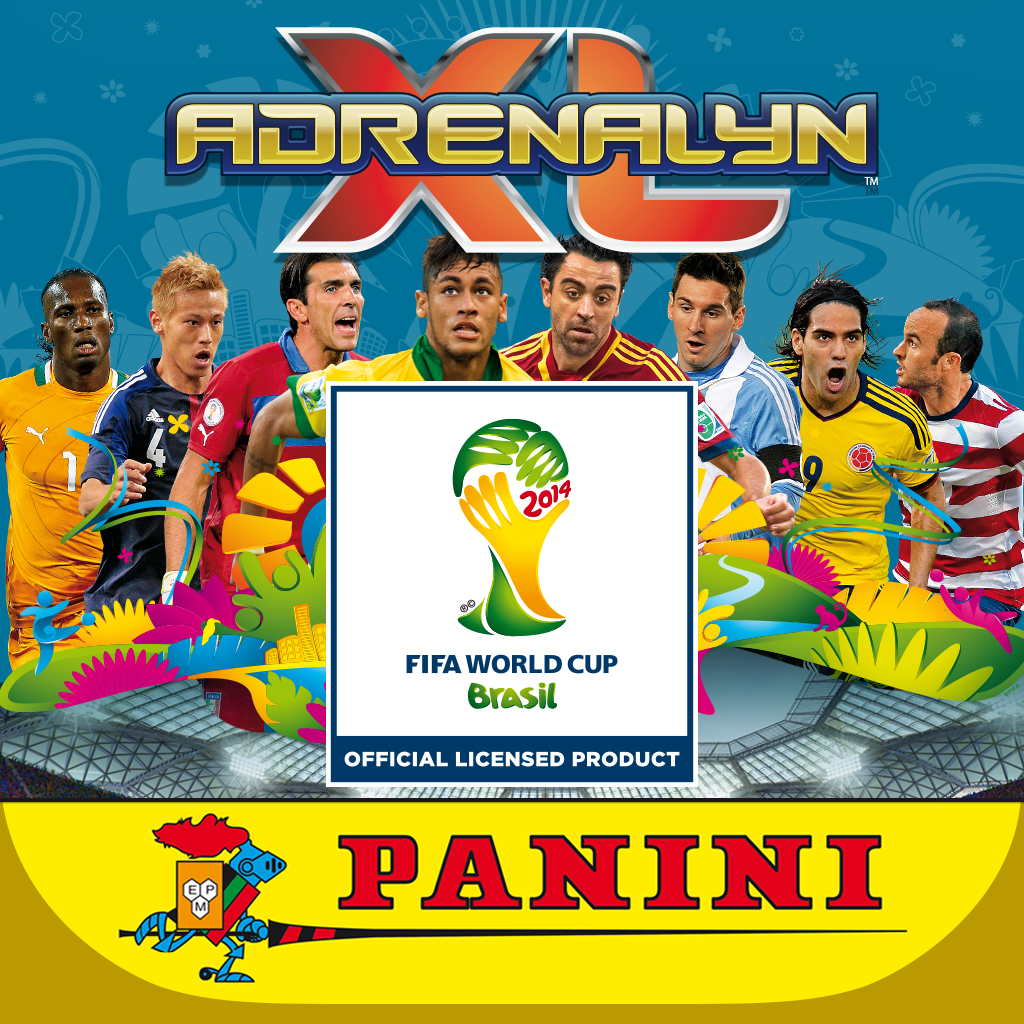 AdrenalynXL™ 2014 FIFA World Cup™