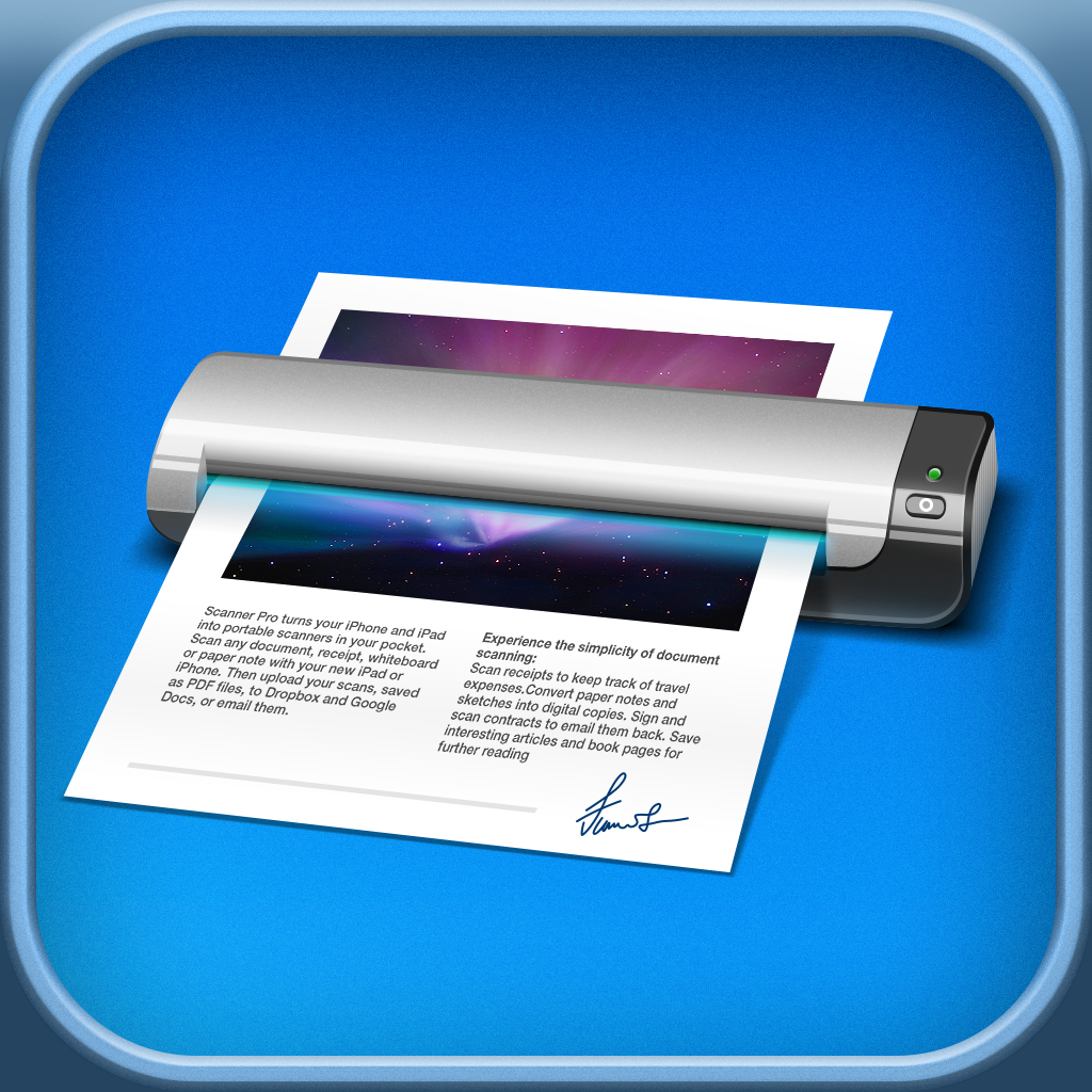 Scanner Mini - Free Document Scanner in your Pocket