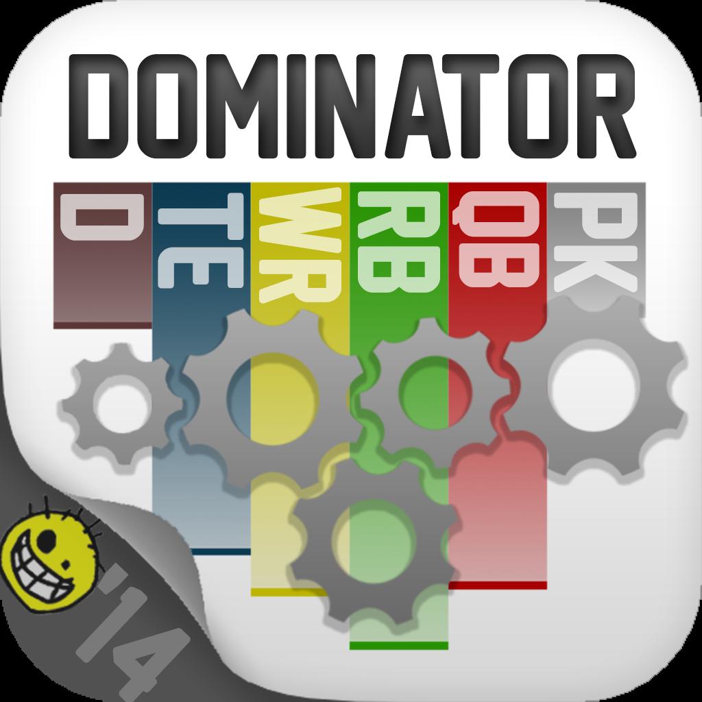 Footballguys Fantasy Football Draft Dominator 2014