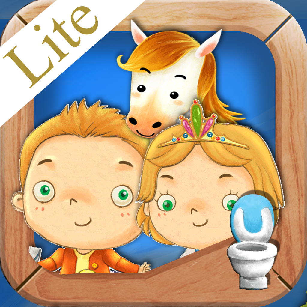 Potty Training Story: Learning with the animals