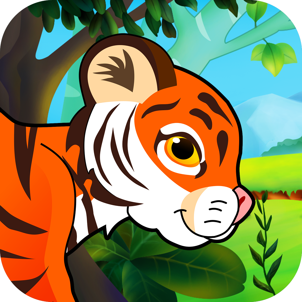 Jungle Journey: Tiger Run Full Version