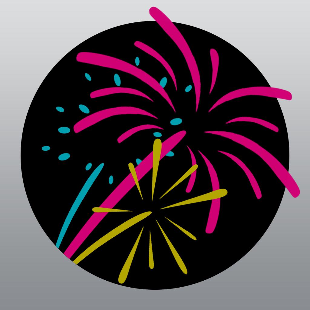 Großfeuerwerk-Simulator 2014