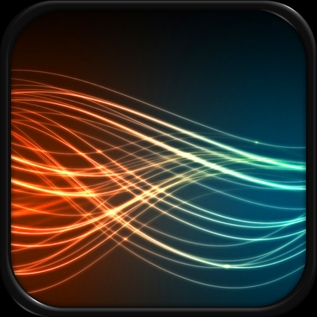 Gravity - Light Particle Manipulation App