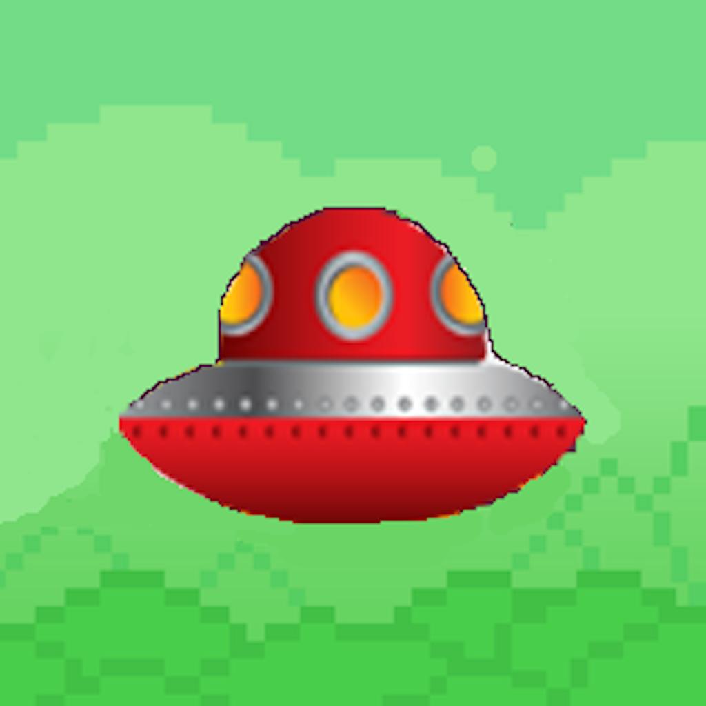 One UFO icon