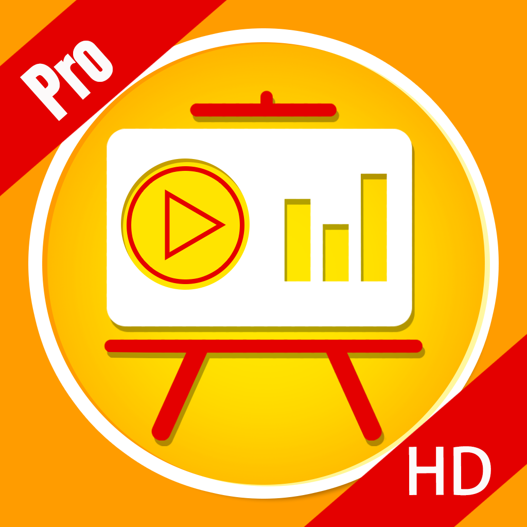 WiPoint HD Pro - Make HD video presentations