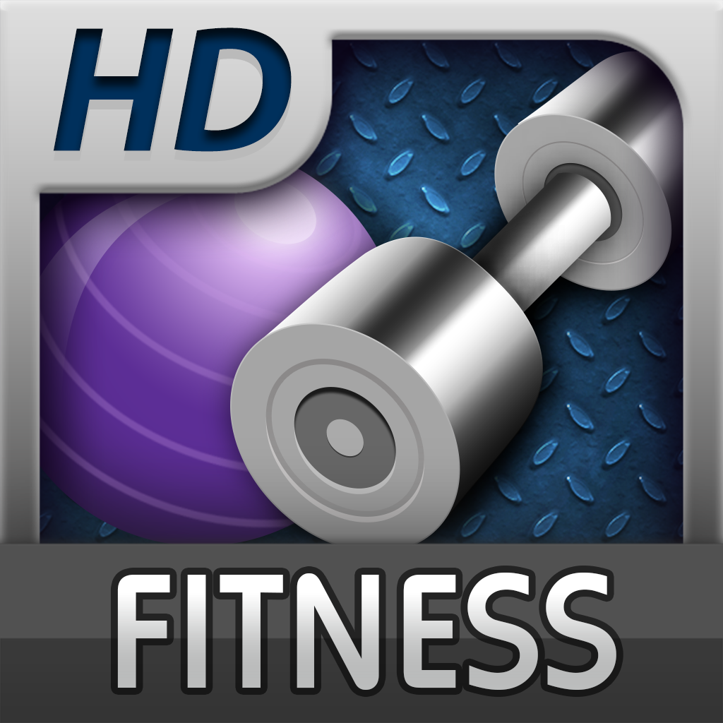 Fitness for iPad: Personal Trainer with BMI-calculator & Calorie Counter