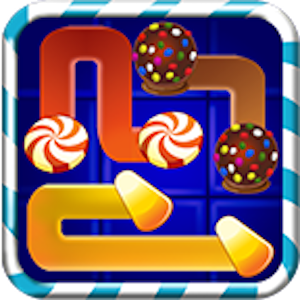 Candy Free Flow - A Sweet Puzzle Saga
