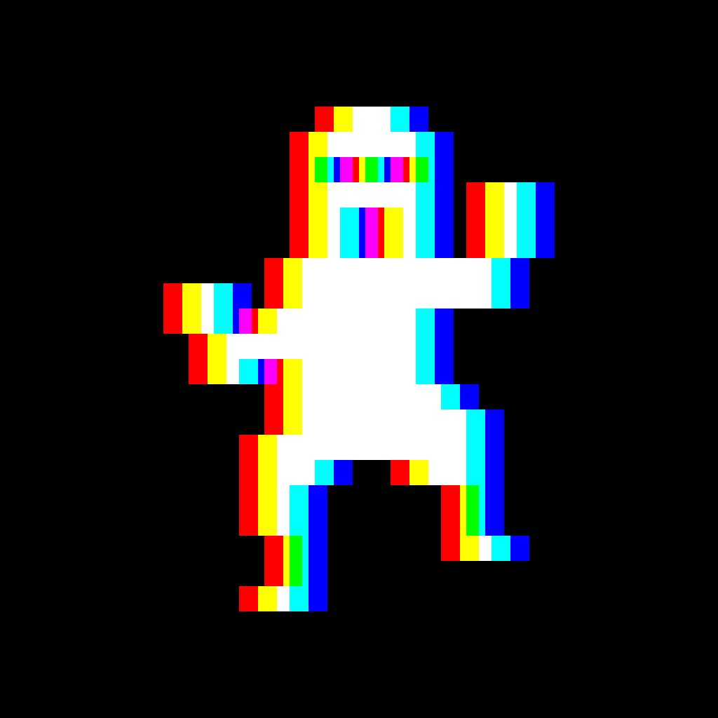 RGB Warped