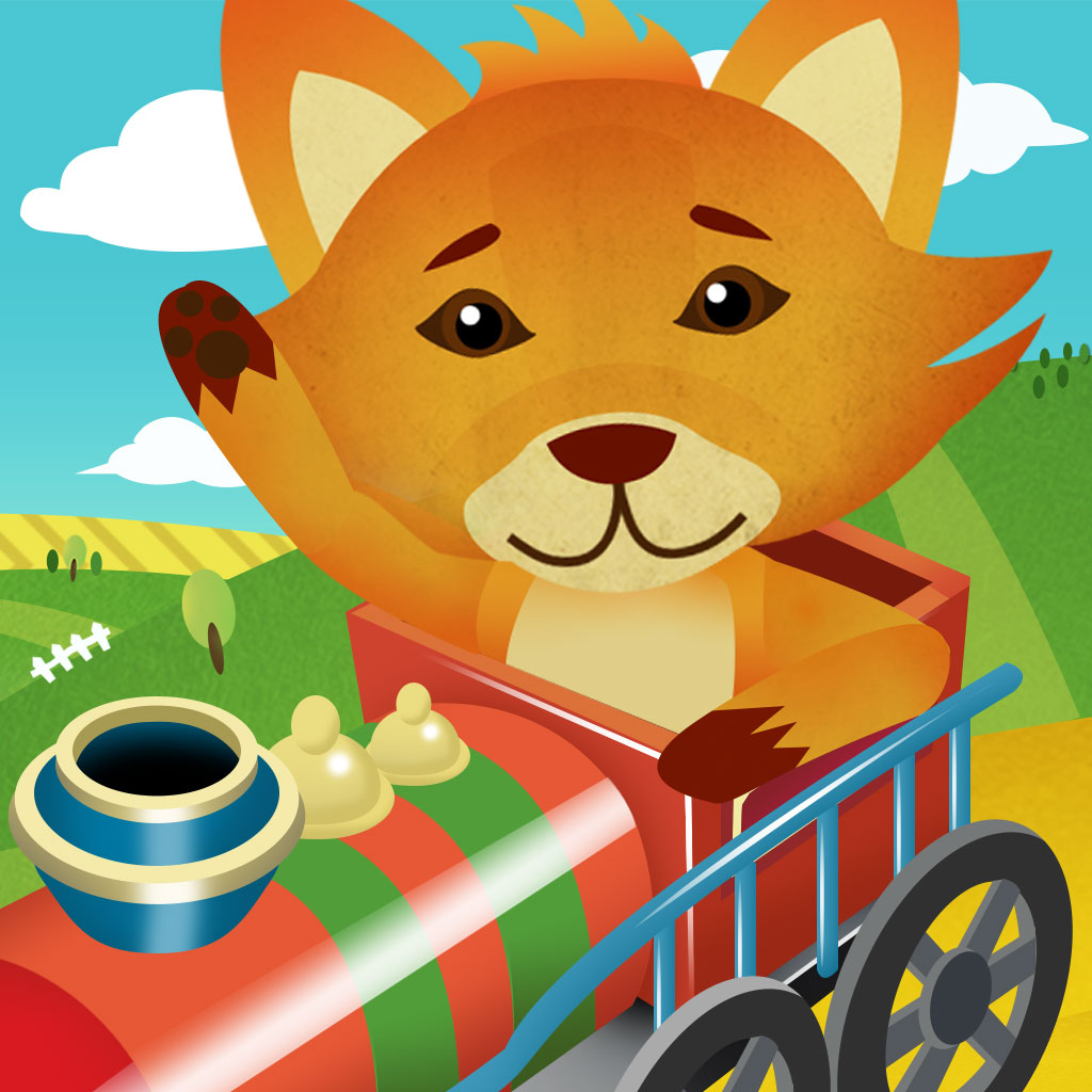 The Reading Train: A Common Core Early Literacy Tutor for Reading, Phonics, Spelling, Science, Animals, Math, Music, Numbers, Shapes and Colors.