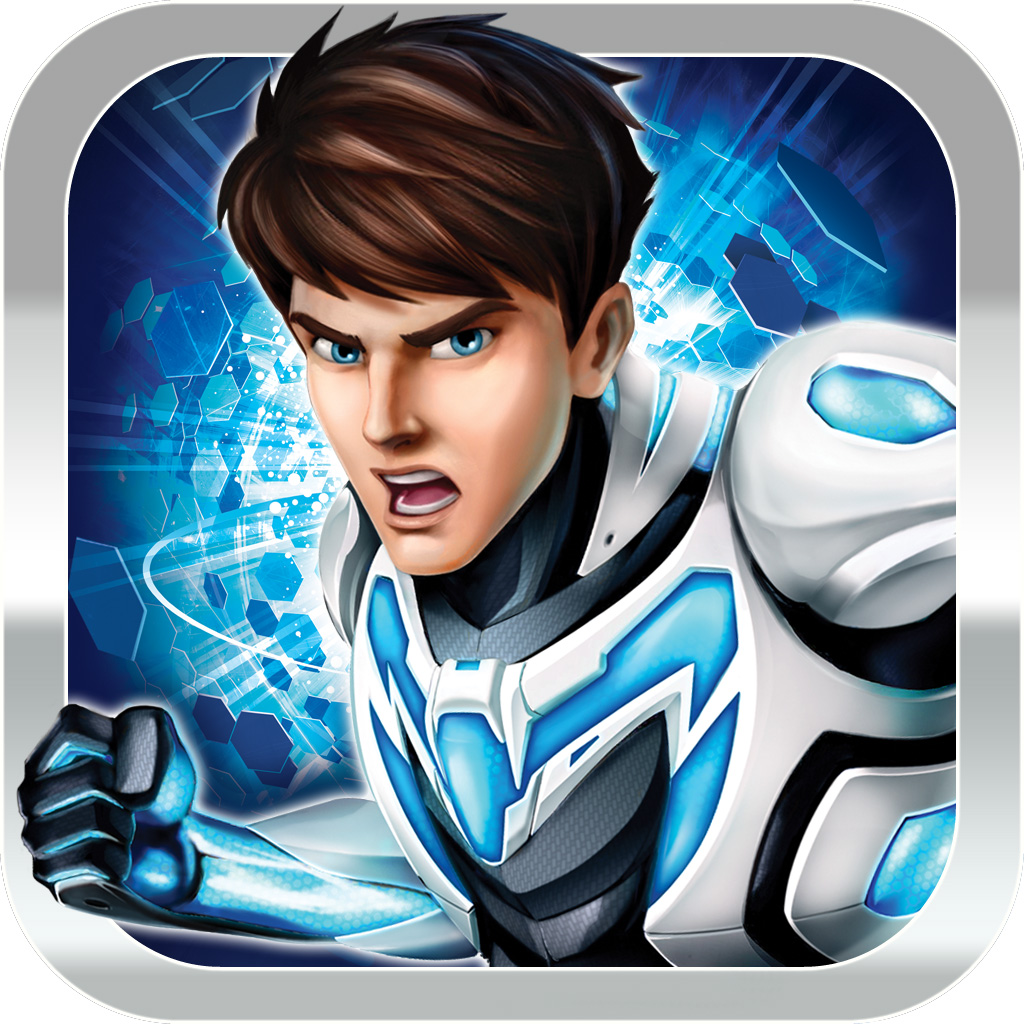 It's just a picture of Geeky Max Steel Pictures