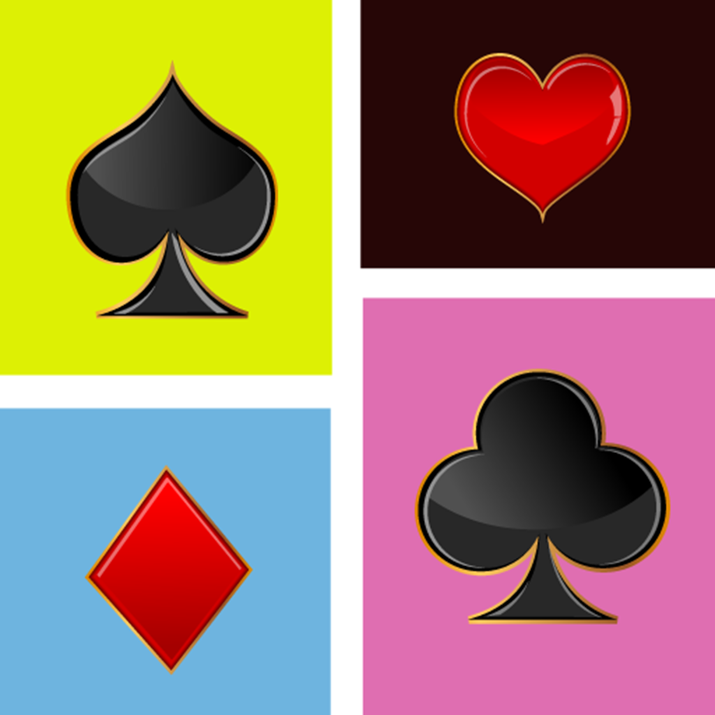 Awesome Cards - Solitaire (Custom Photo Backgrounds) with Klondike, Freecell, Spider, Vegas Blackjack, Classic Roulette and Fortune Wheel of Fun! by Better Than Good Games