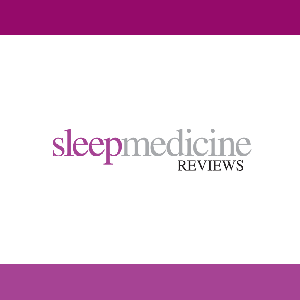 Sleep Medicine Reviews