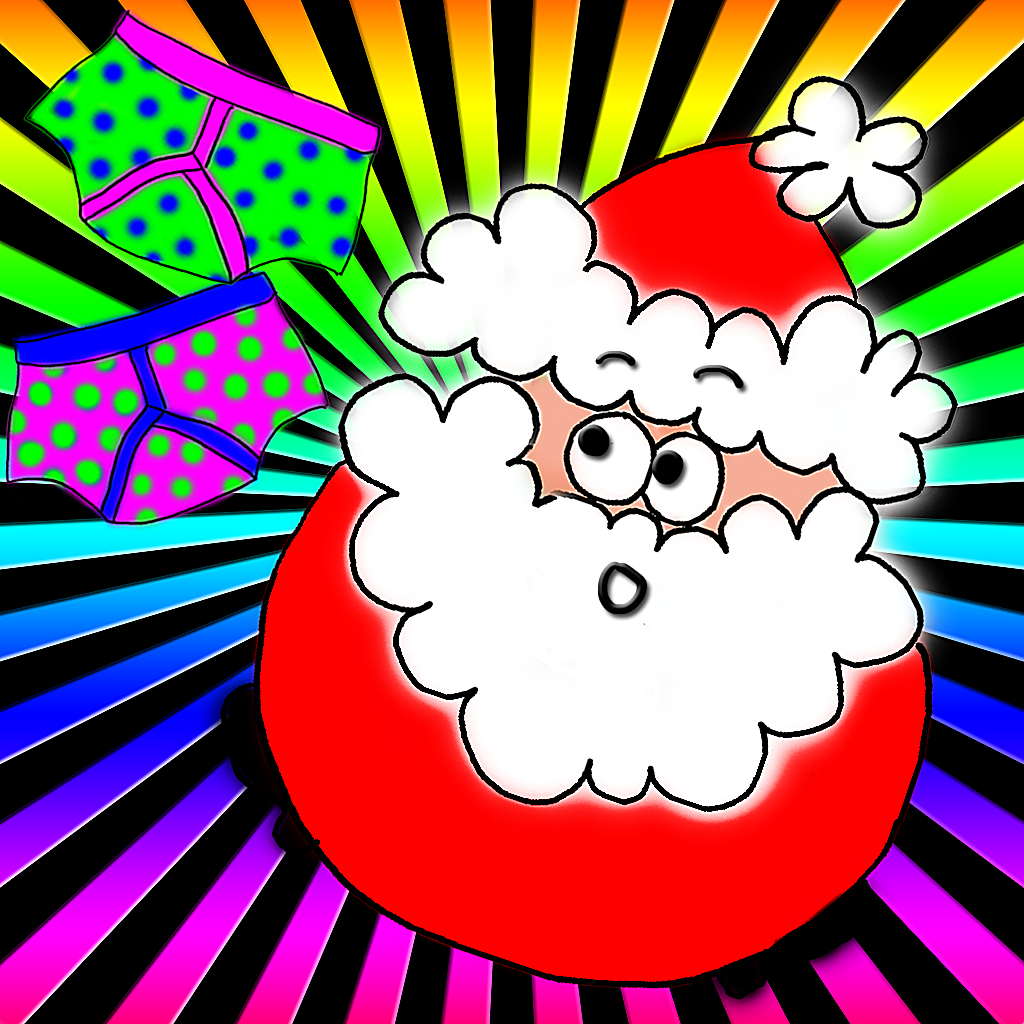 Save Santa's Underpants - A Christmas Jumping Game