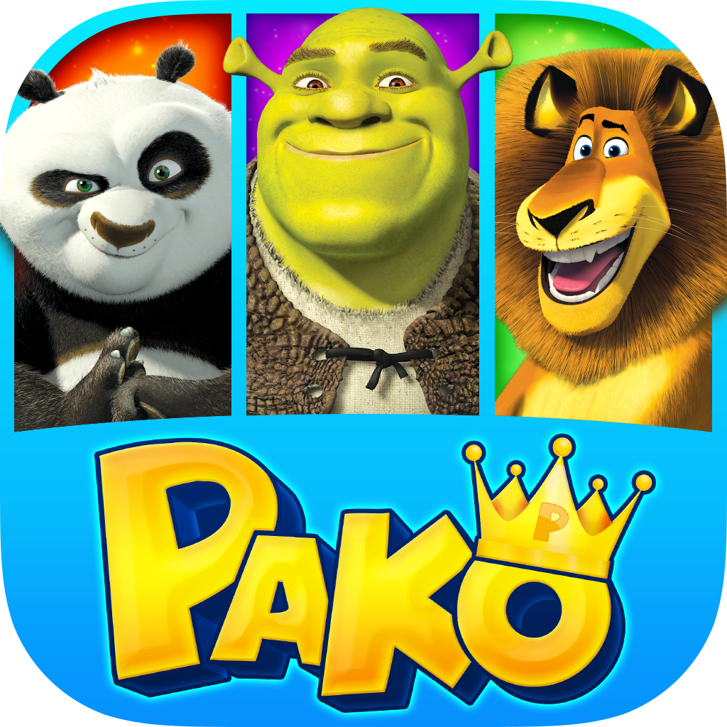 Pako King: DreamWorks Adventures