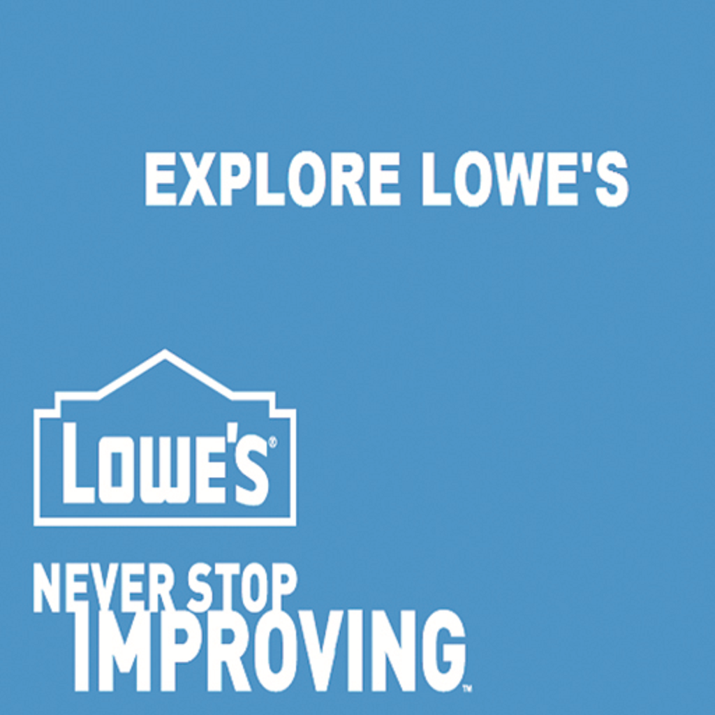 Explore Lowe's icon