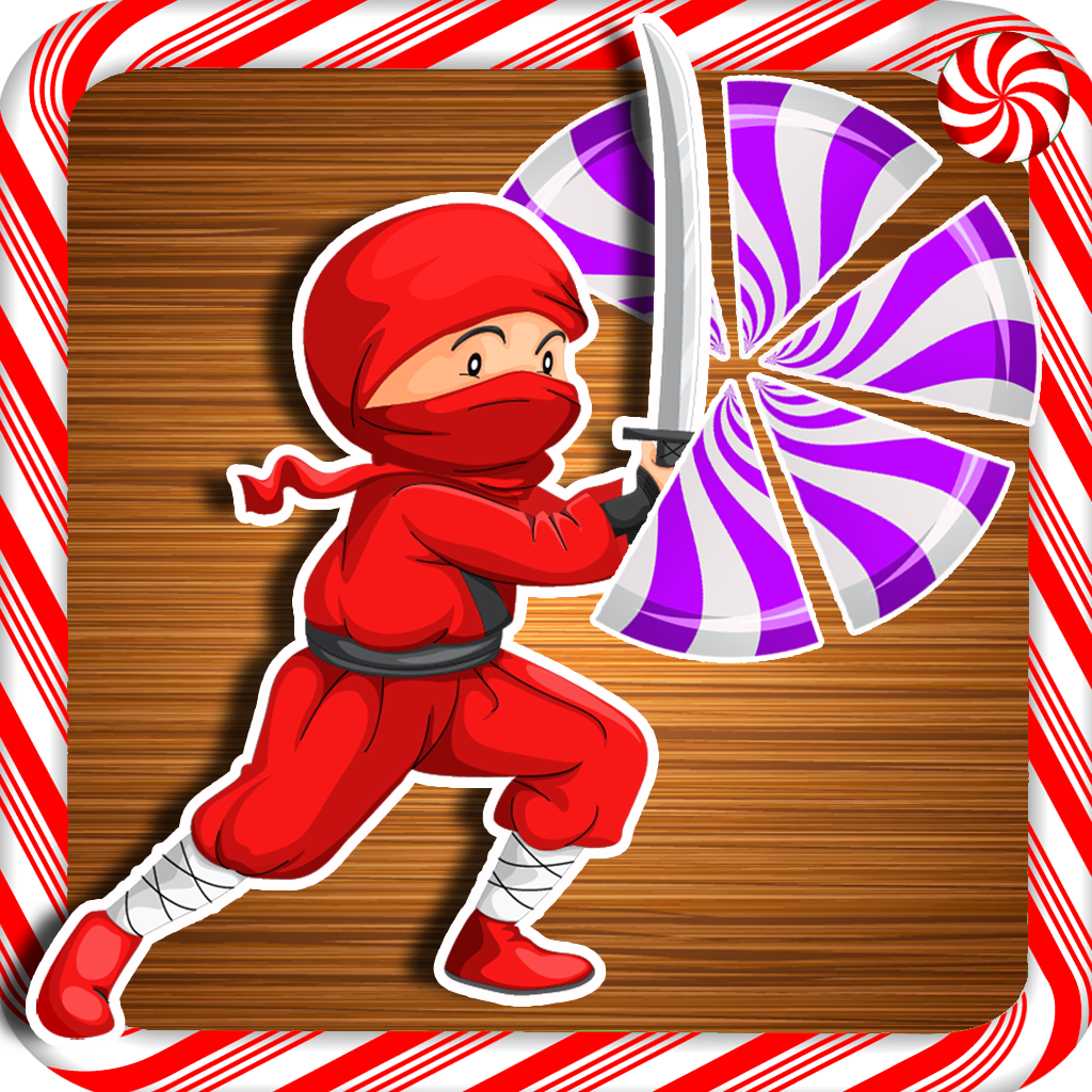 Candy Ninja - Fishing Sweets And Fruits Like A Pro