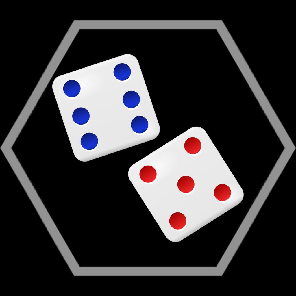 Dice Hexagon