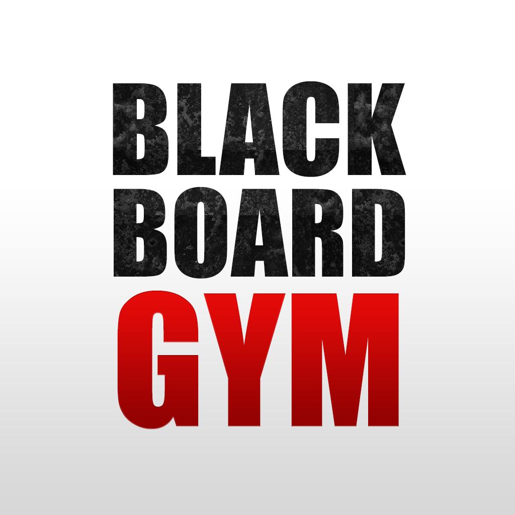 Blackboard Gym