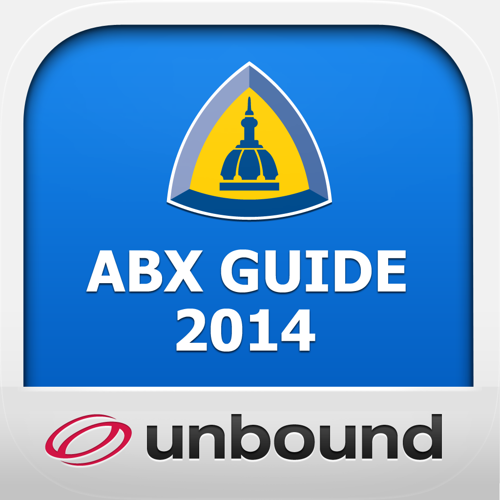 Johns Hopkins ABX Guide 2014 icon