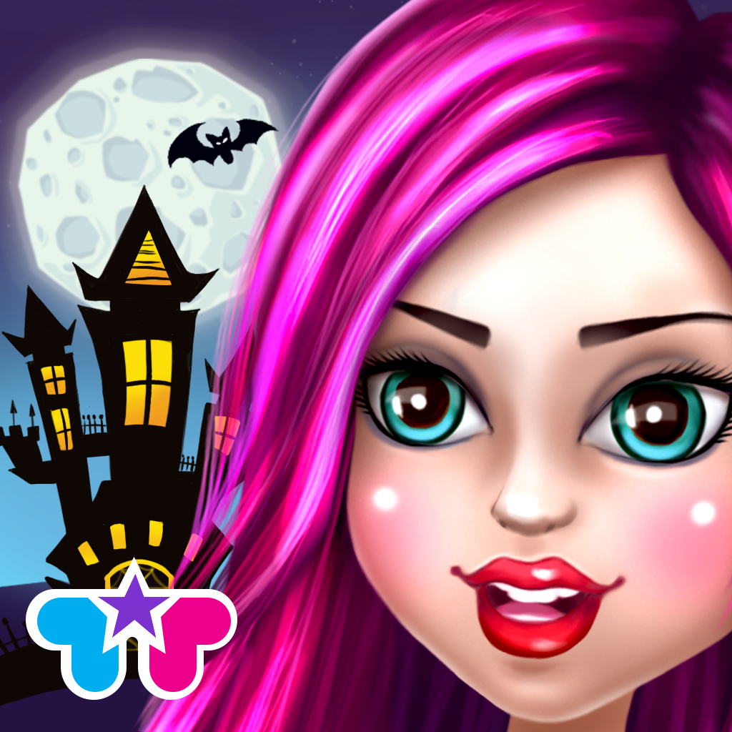 Monster Girlz - Spooky Fashion Castle