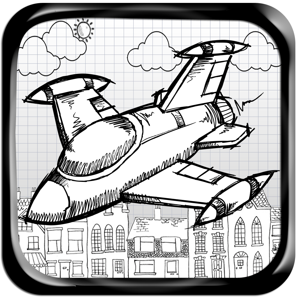 A Doodle Plane Wars - Counter Strike Wars - Full Version