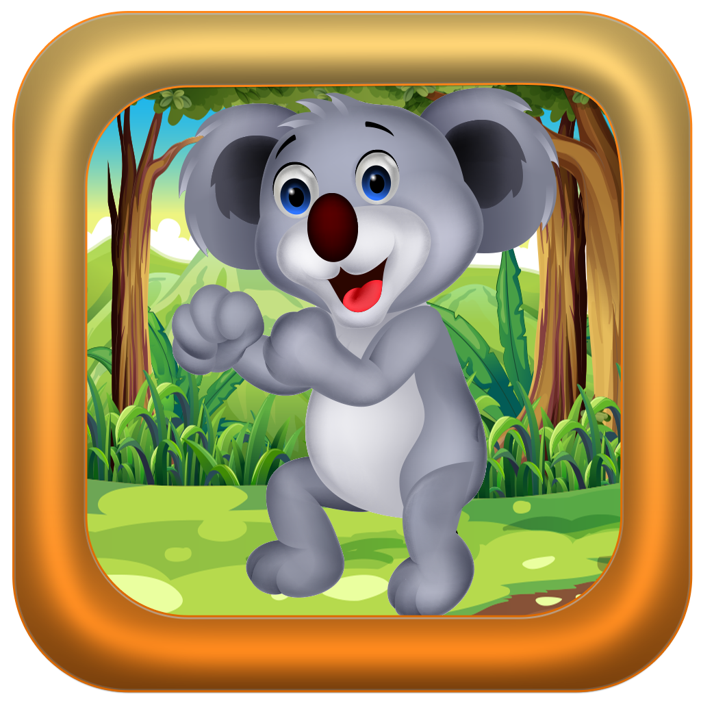 Hungry Baby Koala Jump - Full Version