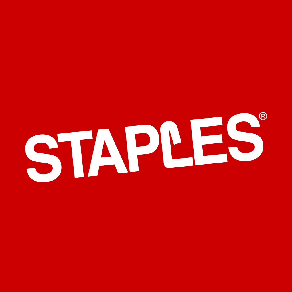 Staples for iPad