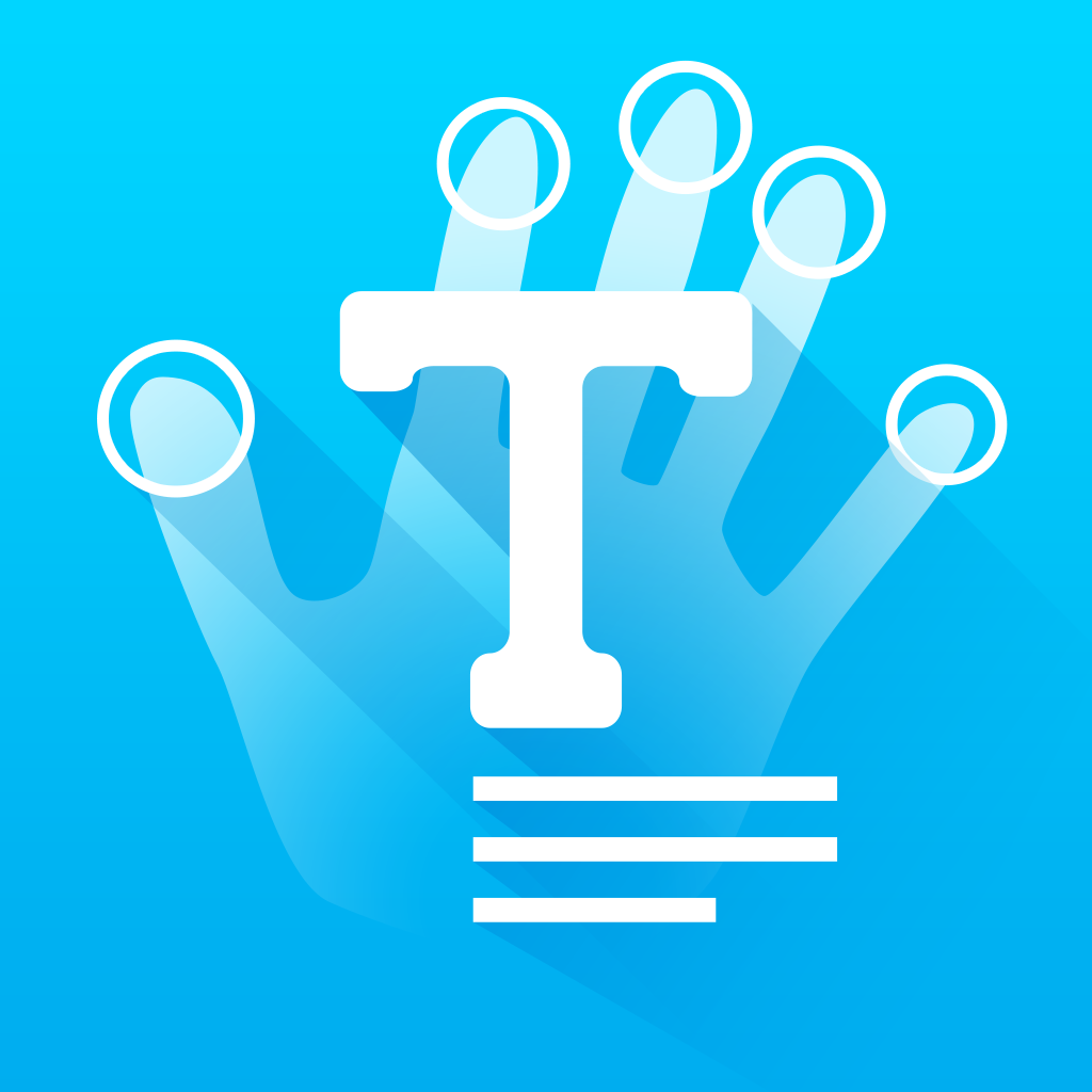 Tap & Edit - Create, Edit and Visually Format Text Documents
