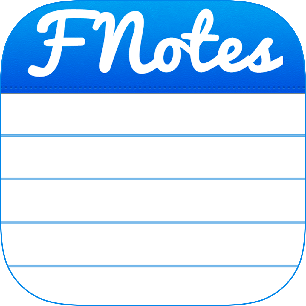 FNotes: new style notes with its minimalistic design and Dropbox integration
