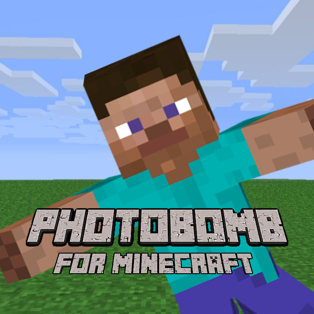 Photobomb for Minecraft