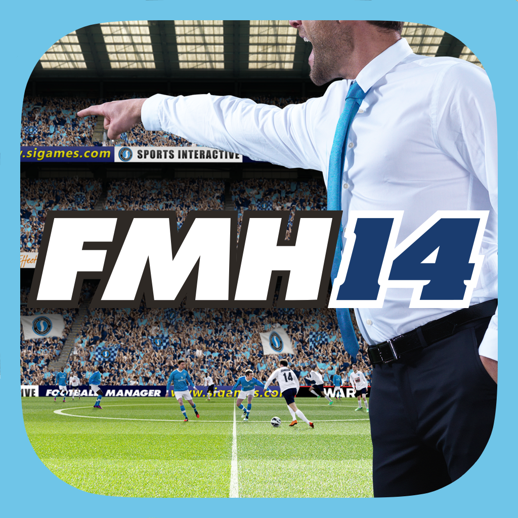 Football Manager Handheld™ 2014 icon