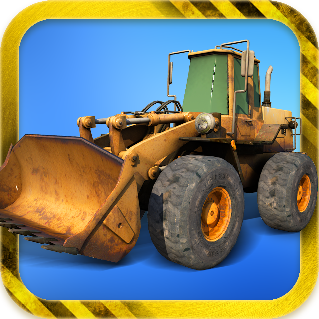 Bulldozer 3D Parking Free - eXtreme Construction Truck Driving Simulator Games