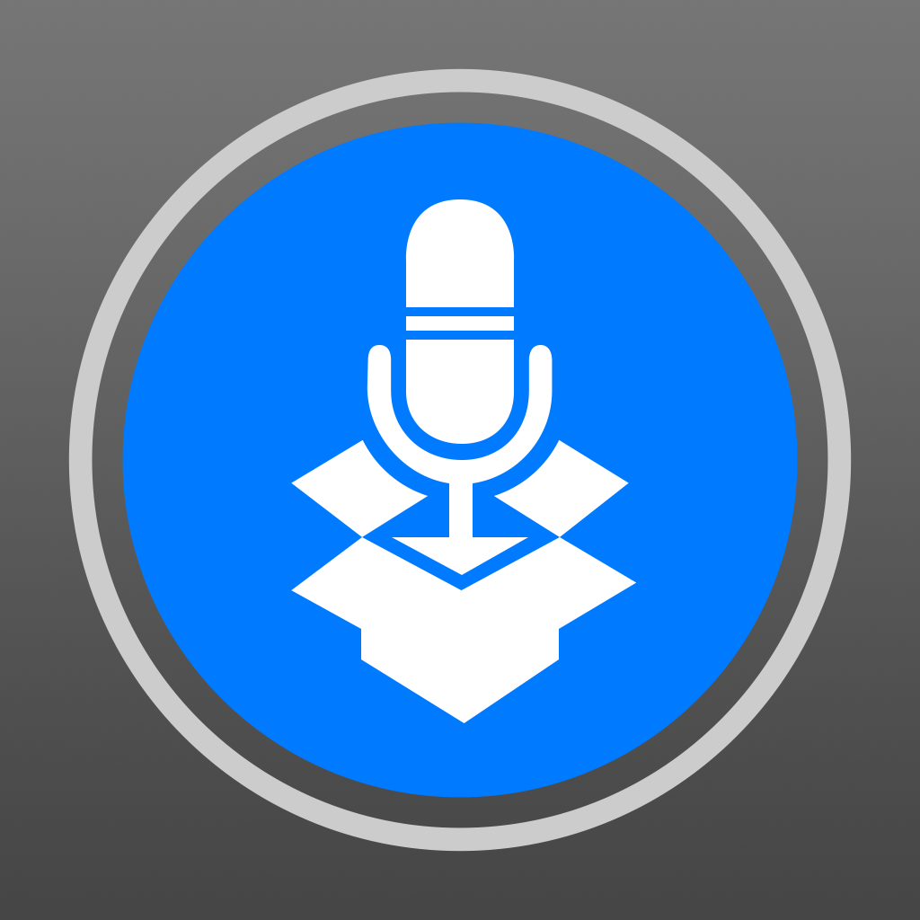 DropVox - Record Voice Memos to Dropbox