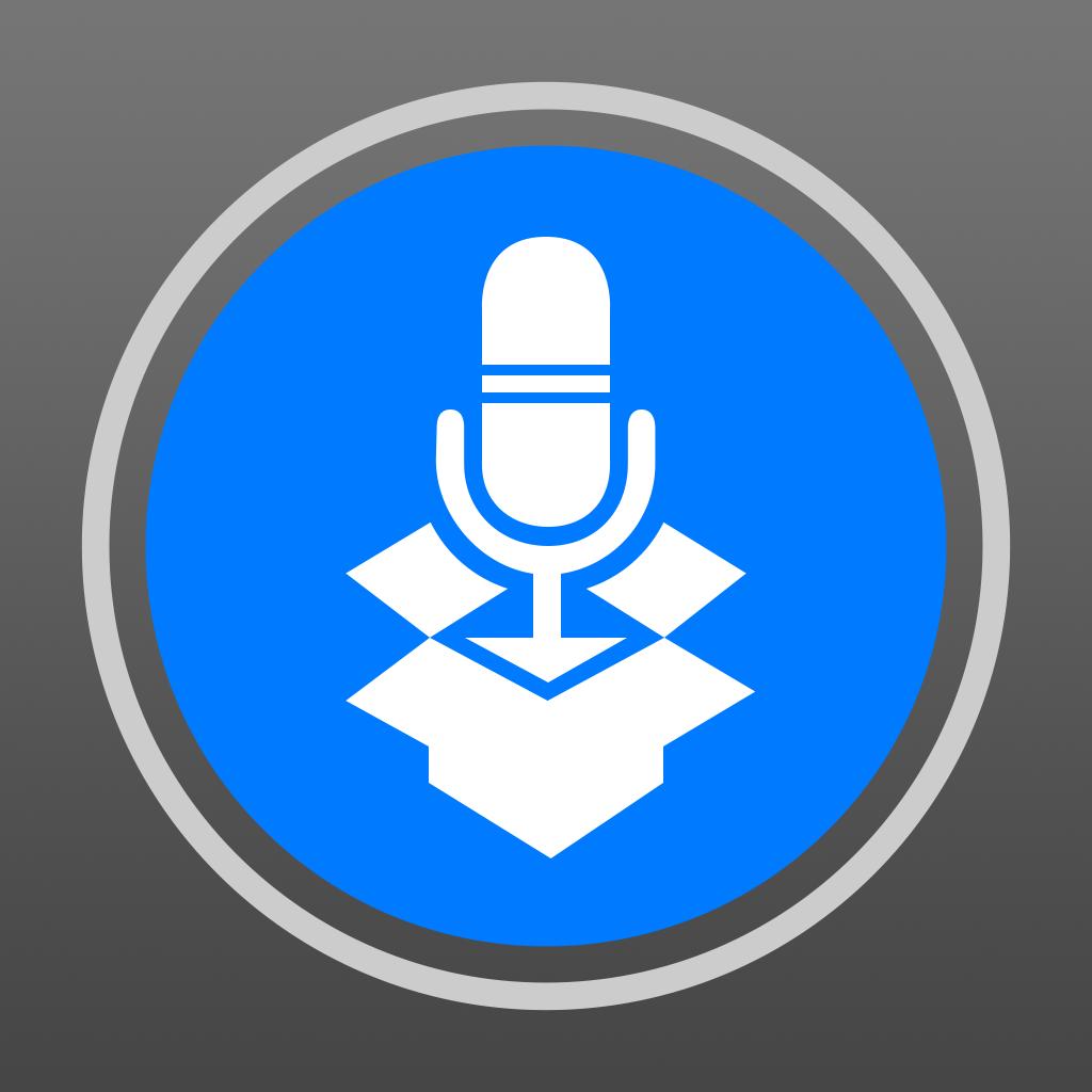 DropVox - Record Voice Memos to Dropbox
