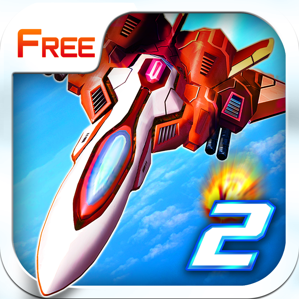 Lightning Fighter 2 Free