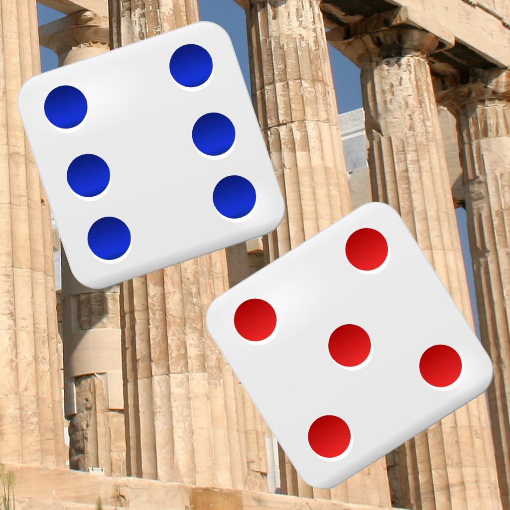 Dice Pillars