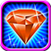 Jewel Crush Mania FREE – Mix & Match Brilliant Sparkling Diamonds to Display Mastery of the Game! Icon