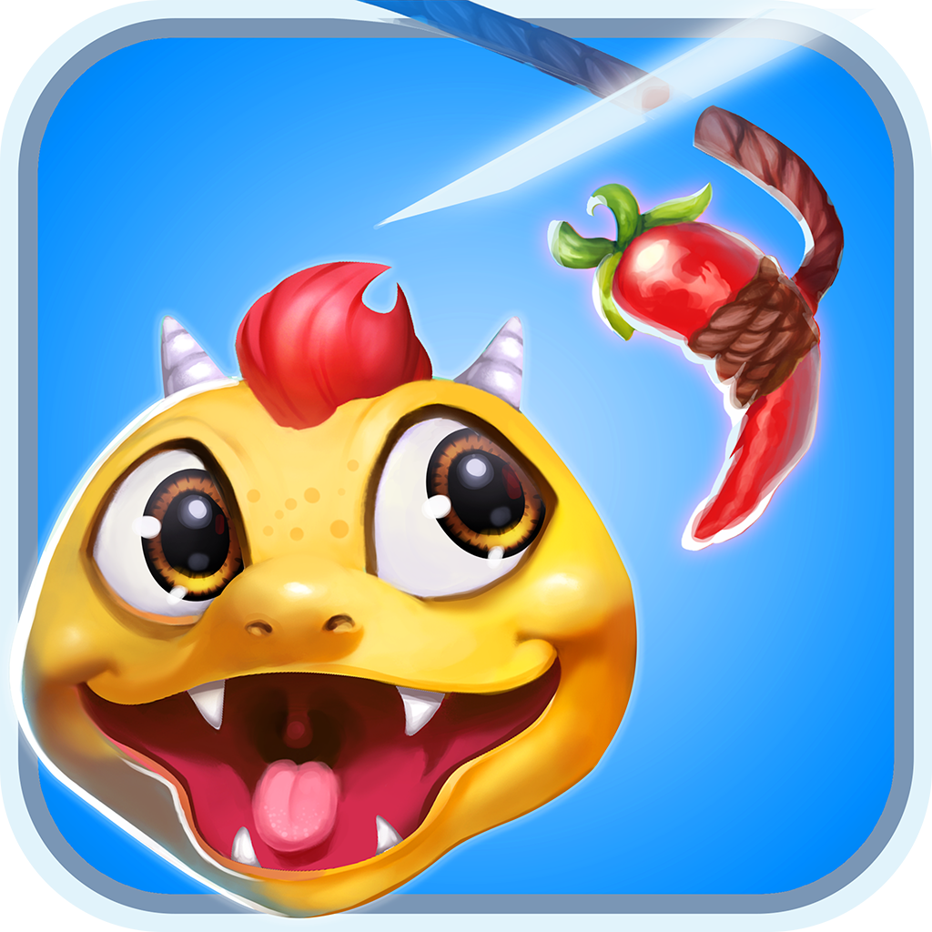 Feed The Dragon by Top Free Games