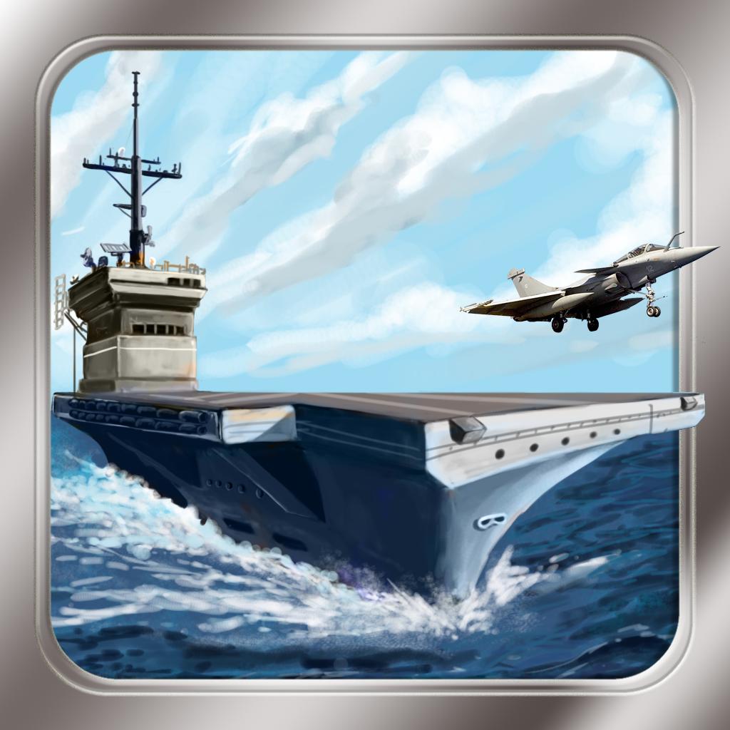 Battle Ship 3D Parking - Full Air Craft Carrier Navy Boat Version
