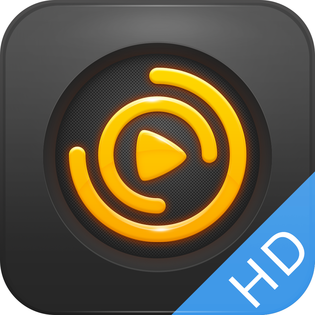 MoliPlayer HD-free movie & music player for network/iTunes download