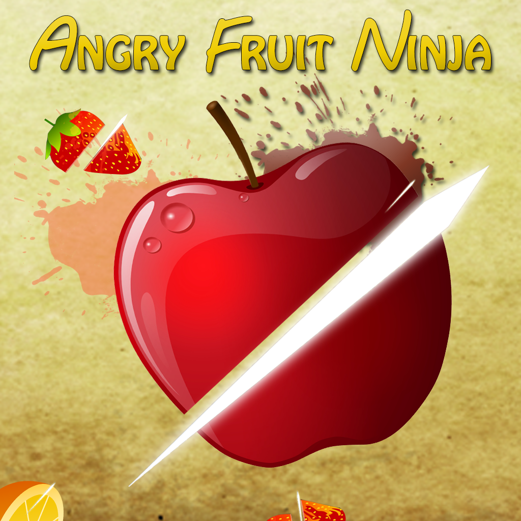Angry Fruit Ninja icon