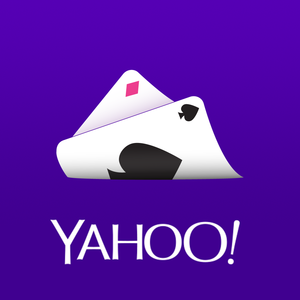 Yahoo Poker – Free, live, multiplayer app icon