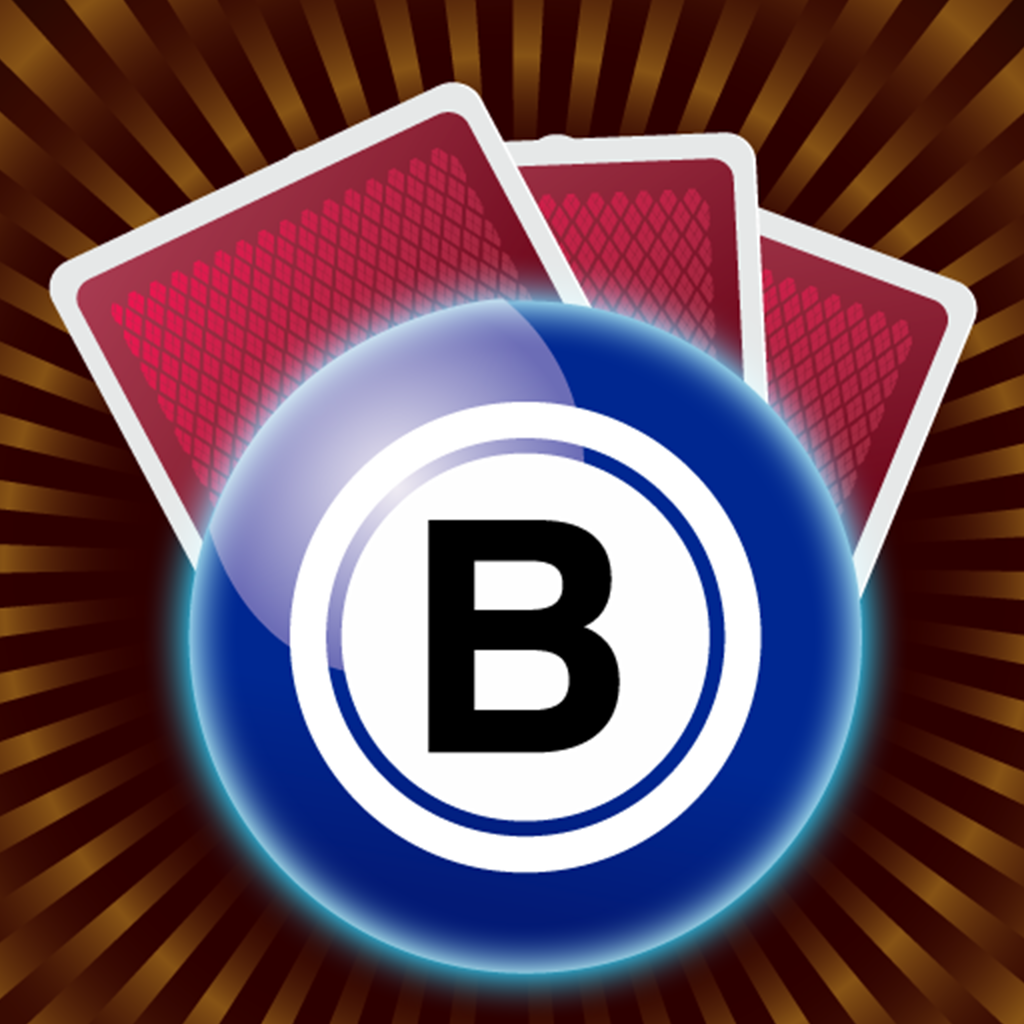 Ace Bingo Casino with Slots, Joker Poker, Classic Blackjack, Vegas Roulette and Prize Wheel of Fun and Fortune! by Better Than Good Games icon