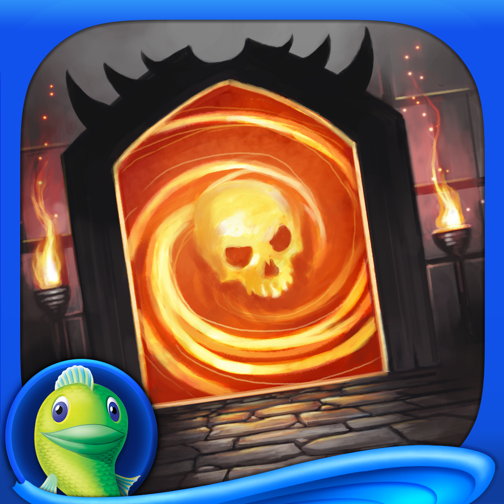 Portal of Evil: Stolen Runes HD - A Hidden Object Adventure icon