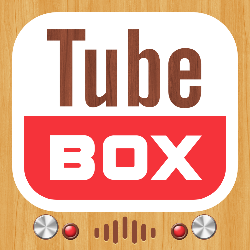 TubeBox - Free Music & Playlist Manager for YouTube