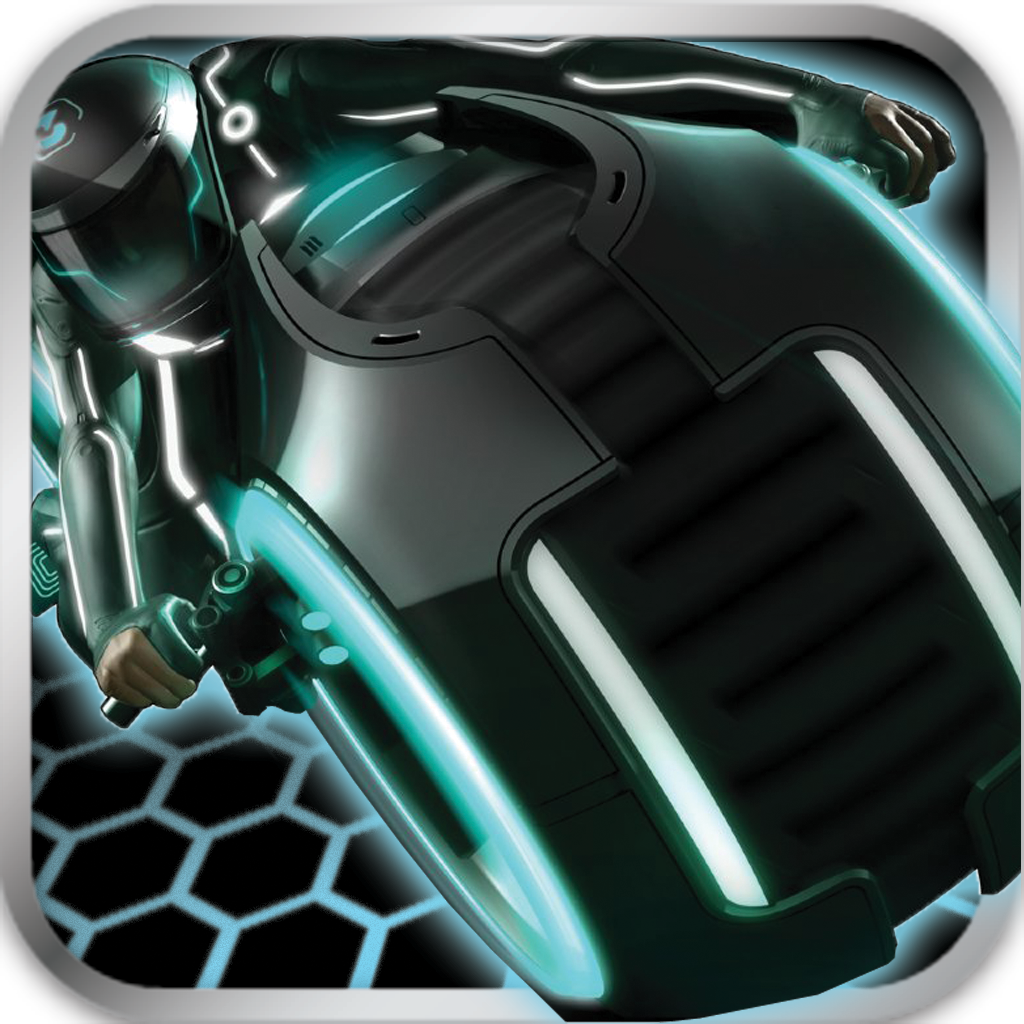 Laser Cycle Racing Pro - Ultimate Nitro Light Speed Motor Race Free X Game icon