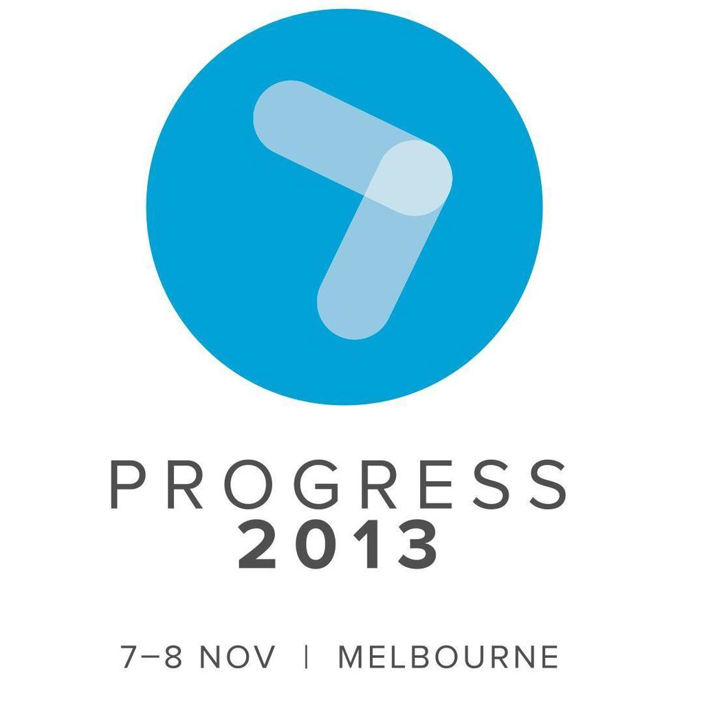 Progress 2013 Event App