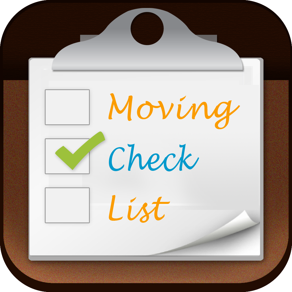 Moving Checklist for Home and Office